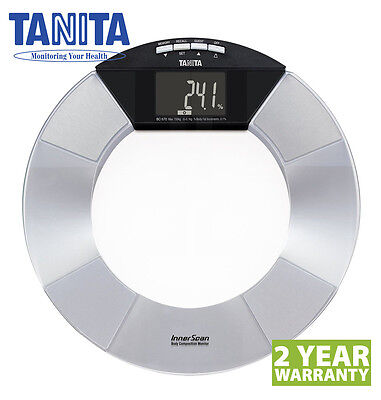 Tanita Innerscan BC570 Family Body Composition Monitor Body Fat Analyser Scales