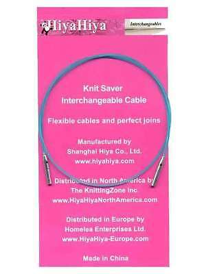 "HiyaHiya ::Interchangeable Cable Small 24""/26"":: with LifeLine Holes"