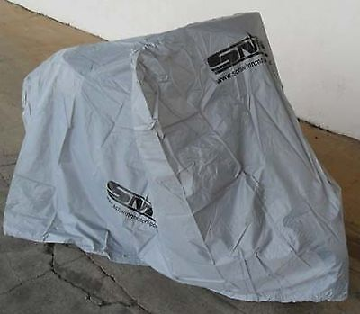 Water Resistant Outside Scooter Cover Tarp Protection Rain Snow Sun UV Dust 50cc