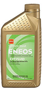 ENEOS CVT Synthetic Continuously Variable Transmission Fluid - 947ml x6 (6 Qt.)