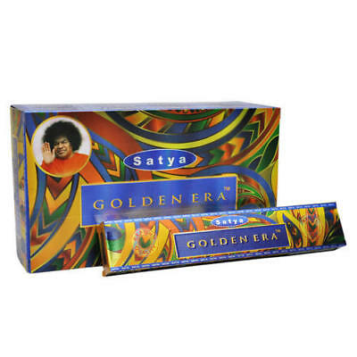 Satya Golden Era Incense Sticks 15 Gram Pack - 0013