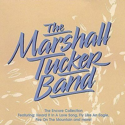 Various Artists : Marshall Tucker Band - Encore Collection CD