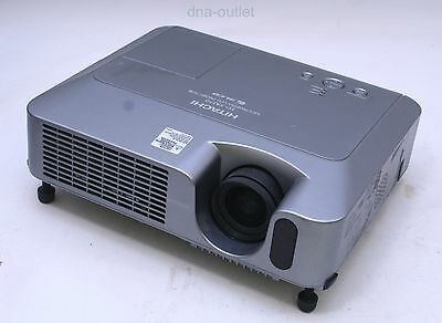 Hitachi Ed-X8250 Multimedia Lcd Projector - Grade B - 2950 Hours