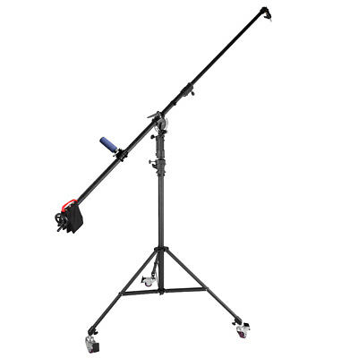 Heavy Duty Video Filming Camera DSLR SUPER Boom System Stand