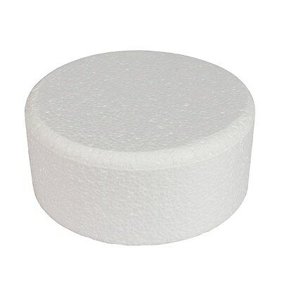 Polystyrene Cake Dummies With Chamfered Edge