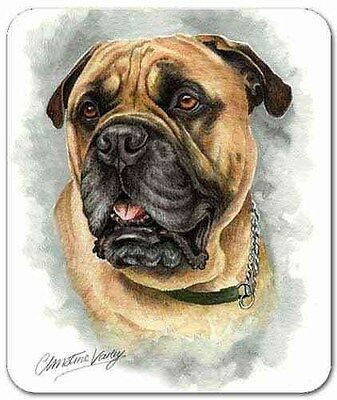 Bullmastiff Mousepad