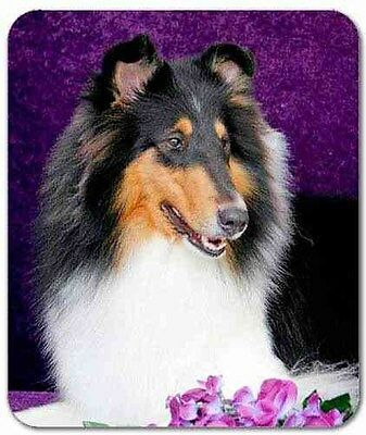 Collie Rough Mousepad