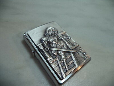 Zippo Accendino Lighter Serie Pirates Modello 5 New