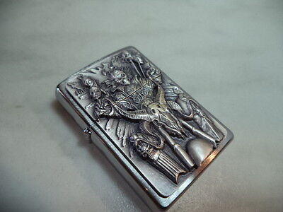 Zippo Accendino Lighter Serie Death Modello 2 New
