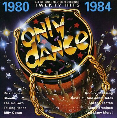 Laura Branigan : Only Dance: 1980-1984 CD