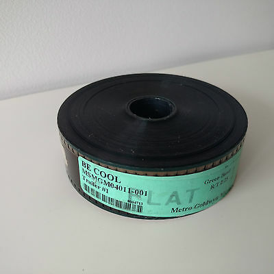 Be Cool 35mm Movie Film Trailers VGC Australian Seller + Fast Shipping