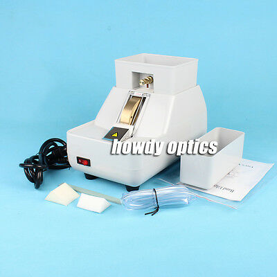 20W Optical hand edger Lens edging machine