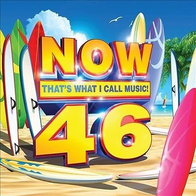 Various Artists : Now 46: Thats What I Call Music! CD