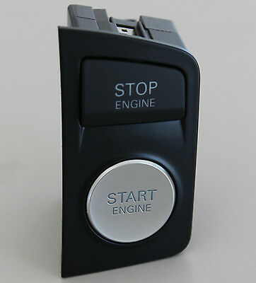 Audi A6 4F C6 original Start Stop Schalter engine switch button Taster keyless