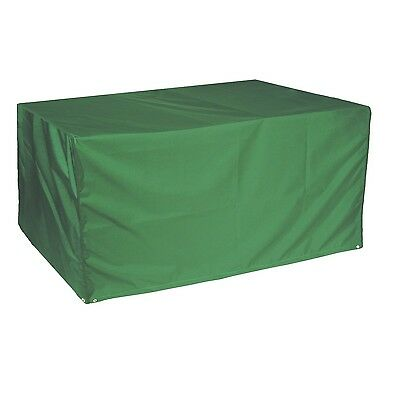 Bosmere C555 Premium Rectangular Table Cover Green Bosmere Products Ltd