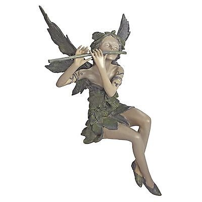 Design Toscano by Blagdon - Fairy of the West Wind Sitting Sculpture Interpet