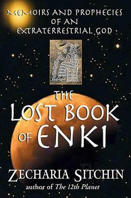 The Lost Book Of Enki - Sitchin, Zecharia - New Hardcover Book