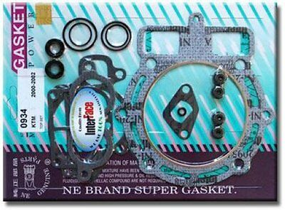KTM Top End Gasket SX MXC EXC 400 (2000-2006) 400 XC-W 450 EXC SMS MXC (03-07)