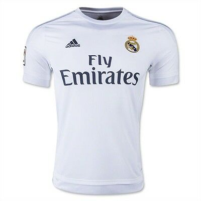 adidas Authentic Real Madrid Home Jersey Retail $90.00