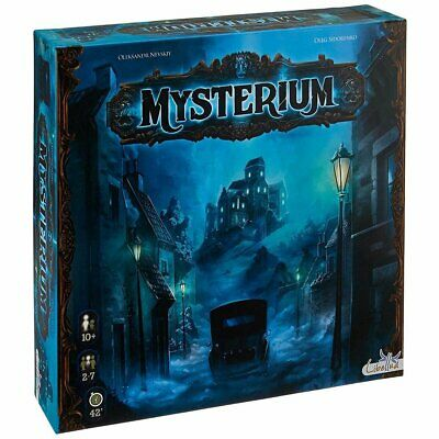 Mysterium The Board Game horrible crime game Holiday Gift