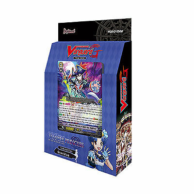 Cardfight Vanguard Cards: Vampire Princess Of The Nether Hour Trial Deck G-Td08
