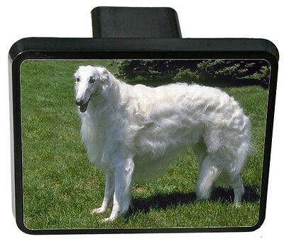 Borzoi Trailer Hitch Cover