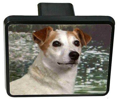 Parson Russell Trailer Hitch Cover