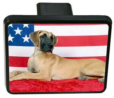 Great Dane Trailer Hitch Cover