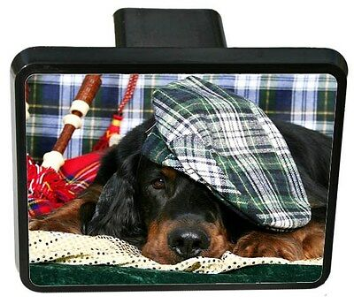 Gordon Setter Trailer Hitch Cover