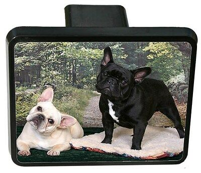 French Bulldog Trailer Hitch Cover