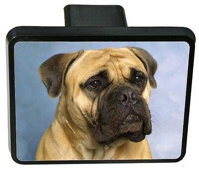 BullMastiff Trailer Hitch Cover