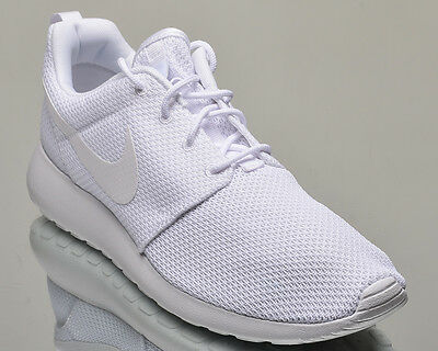 buy popular afbbf 684ee where can i buy all white nike roshe mens 3ce85 df01e