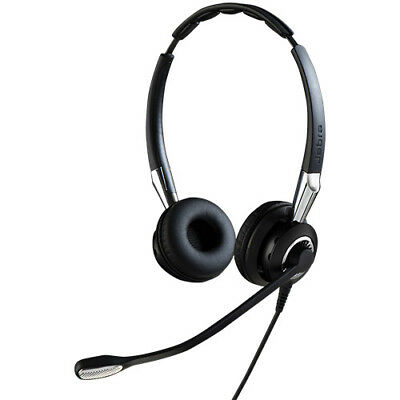 Jabra BIZ 2400 II Duo NC Over the Ear Headset W / HD Voice Clarity
