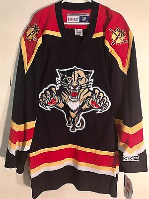 NHL Florida Panthers CCM Premier Ice Hockey Shirt Jersey