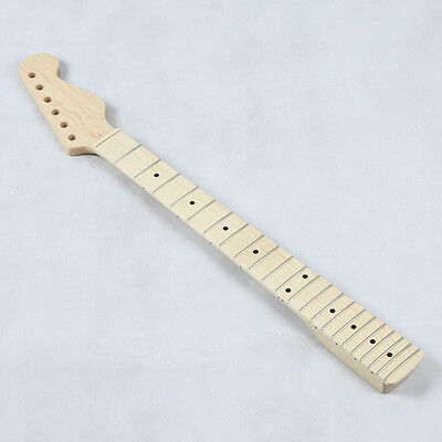 Replacement Maple Neck Fingerboard for ST Strat Stratocaster Electric Guitar