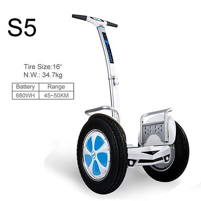 Airwheel S5 Serie 680 WH gyropode / scooter electrique
