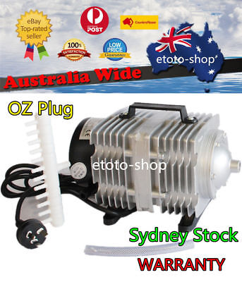 125L/ min Aquaculture, Septic Air Pump - OZ Plug