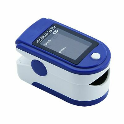 Contec CMS50DL Fingertip Pulse Oximeter & Heart Rate Monitor wi/ Lanyard & Case