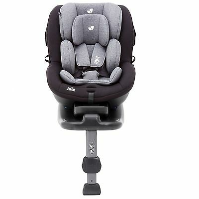 Joie I Anchor Advance Two Tone Black Group 0+/1 Car Seat With I Anchorfix Base