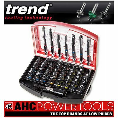 Trend SNAP/SB3/SET Snappy Screwdriver Bit Set 56 Pieces