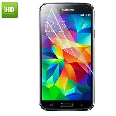 Samsung Galaxy S5 Mini SM-G800Y Clear Transparent Screen Protector
