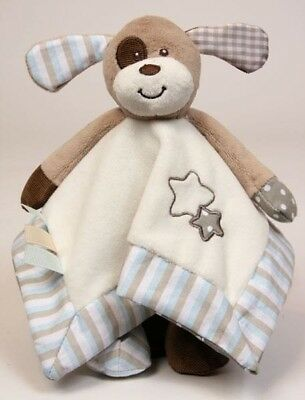 Baby Comforter Security Blanket Marley the Dog Toy by Alluring Baby Co Blankie