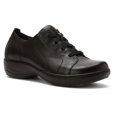 DANSKO Adriana Black Full Grain Leather Women's