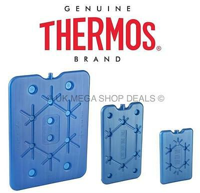 Genuine Thermos Cool Bag Freeze Board Ice Pack Picnic Lunch Fresh Chillied Cold