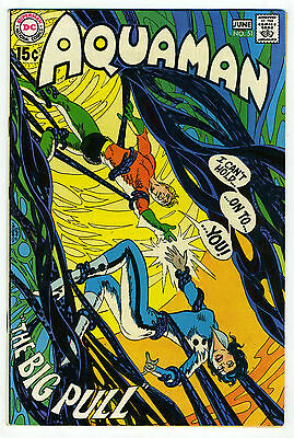 Aquaman #51 VF 8.0