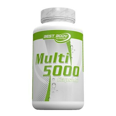Best Body Nutrition Multi 5000 Box With 100 Capsules ( pro 100 g)