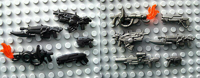 Custom GEARS OF WAR WEAPON PACK for Lego Minifigures -You Pick Color/Type!-