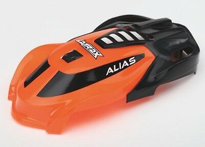 Traxxas [TRA] Orange Canopy with Hardware LaTrax Alias 6613 TRA6613