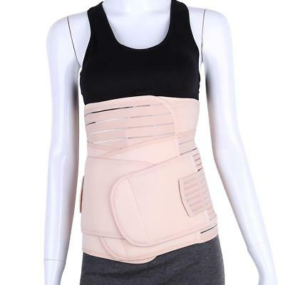 Postpartum Support Recovery Belly/Waist/Pelvis Belt Shaper Slim Body Band 3 in 1