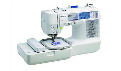 NEW Brother Computerized Home Sewing Embroidery Machine Heavy Duty Sew Stitch